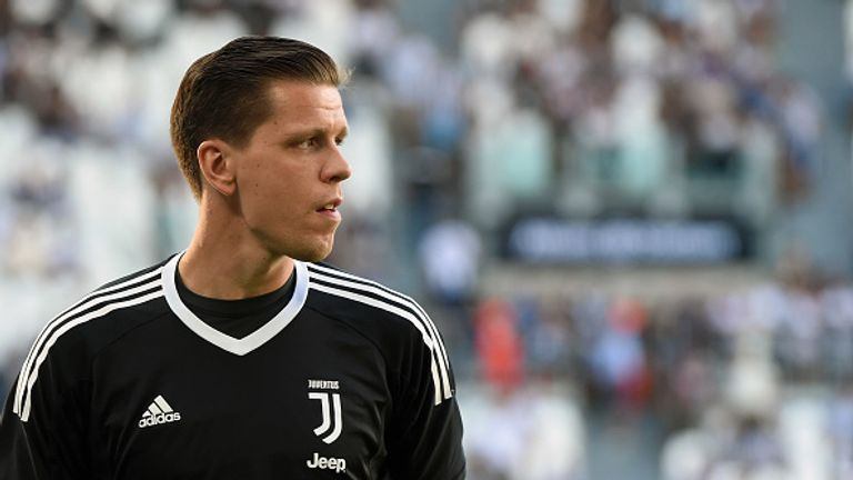 Wojciech Szczesny has impressed when standing in for Gianluigi Buffon at Juventus this season