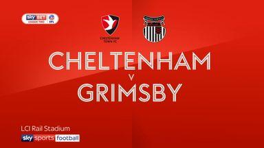 Cheltenham 2-3 Grimsby