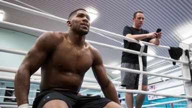 Anthony Joshua's world title fight with Carlos Takam is live on Sky Sports Box Office on October 28
