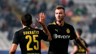 Borussia Dortmund have just one point from three games