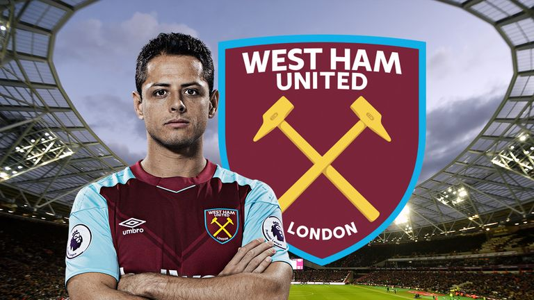 Javier Hernandez has only scored once in his last eight appearances