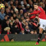 Zlatan Ibrahimovic set to leave Manchester United imminently