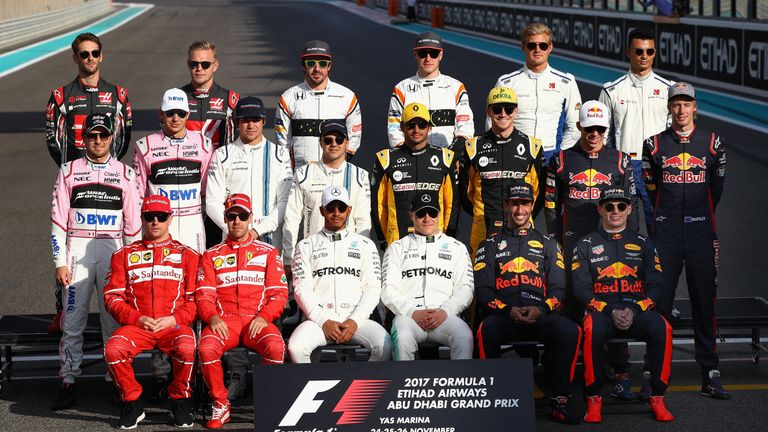 f1 in 2018 schedule driver line ups race and testing dates f1 news. Black Bedroom Furniture Sets. Home Design Ideas