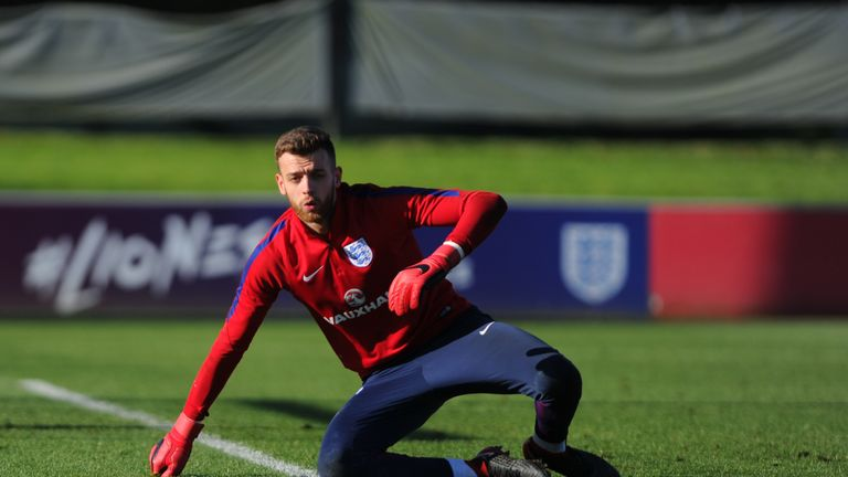 Angus Gunn: Man City goalkeeper called up by England