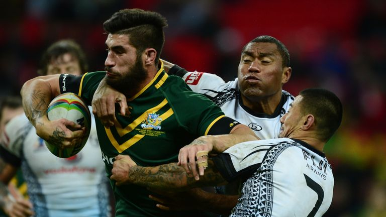 Fiji defeat New Zealand 4-2 in thrilling quarter-final