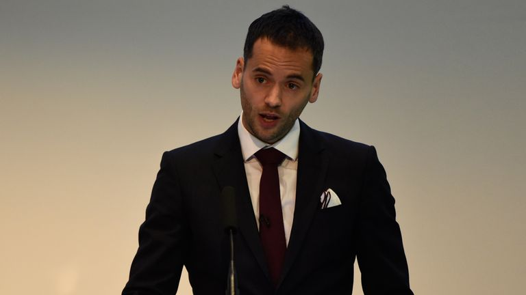 PFA chairman Ben Purkiss says the organisation is keen to support gay players