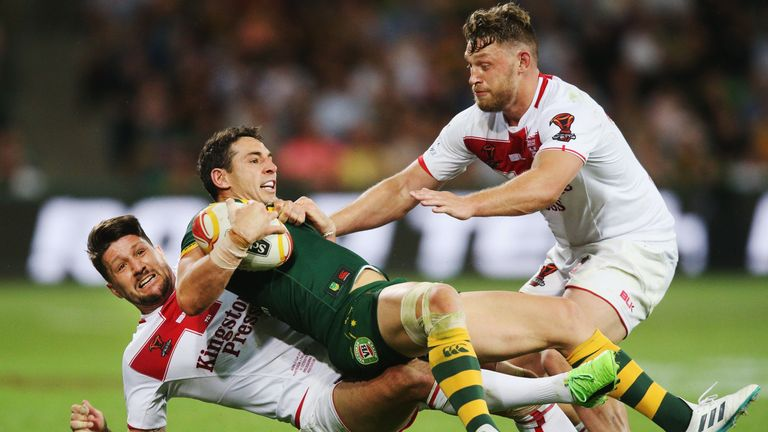 Heighington named in England squad