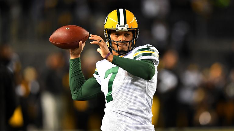 Packers trade QB Hundley to Seattle
