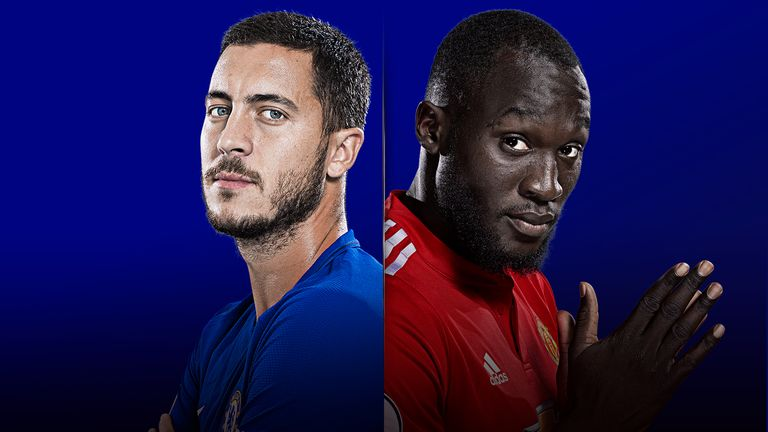 Chelsea take on Man Utd live on Sky Sports Premier League from 4.15pm