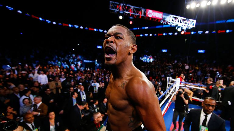 Danny Jacobs defeated fellow New Yorker Peter Quillin when he last fought at the Barclays Center