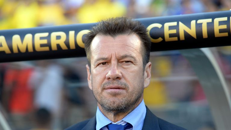 Dunga came and went