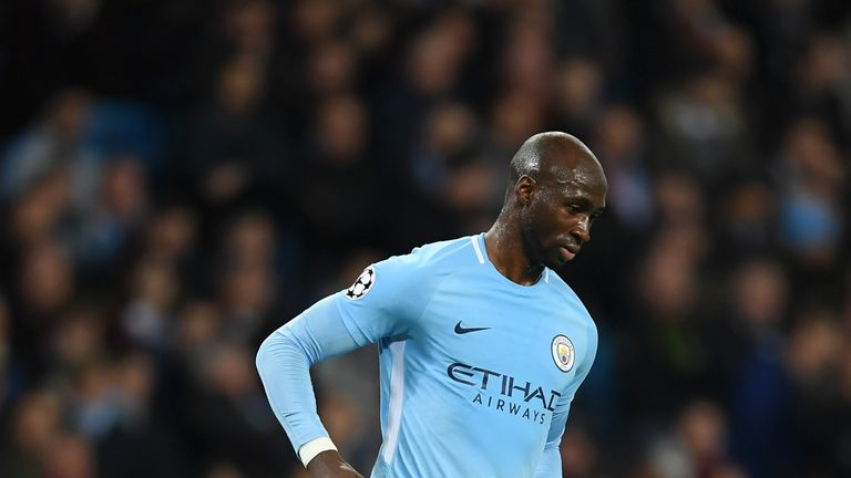 Mangala has been limited to three substitute appearances under Pep Guardiola in the Premier League