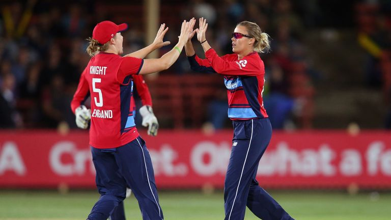 England Women still need to develop as a team, says coach Mark Robinson