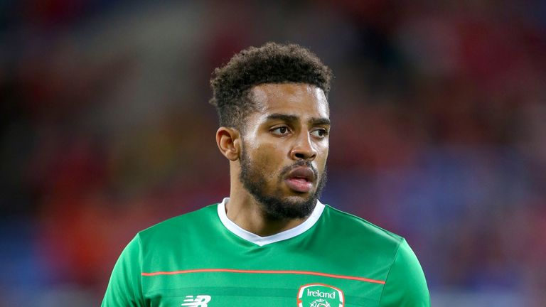 Cyrus Christie has won 17 caps since making his Republic of Ireland debut in 2014
