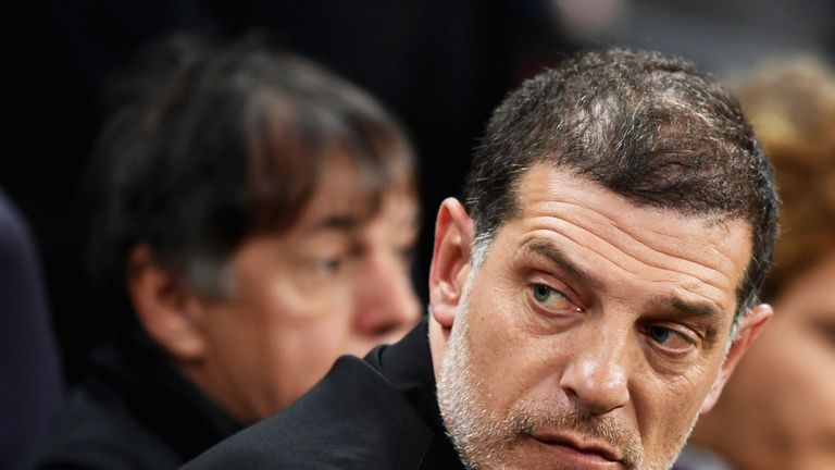 Slaven Bilic's time at West Ham is over