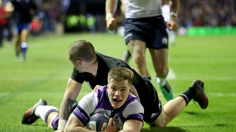 John Barclay deflated after Scotland come up short against New Zealand