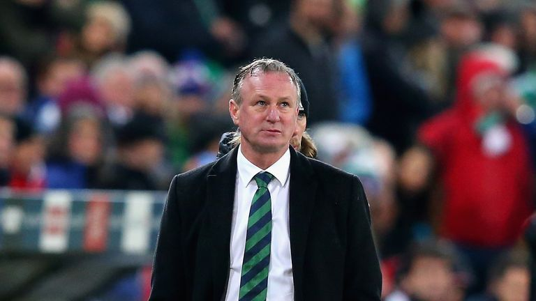 Michael O'Neill has spent six years in charge of Northern Ireland