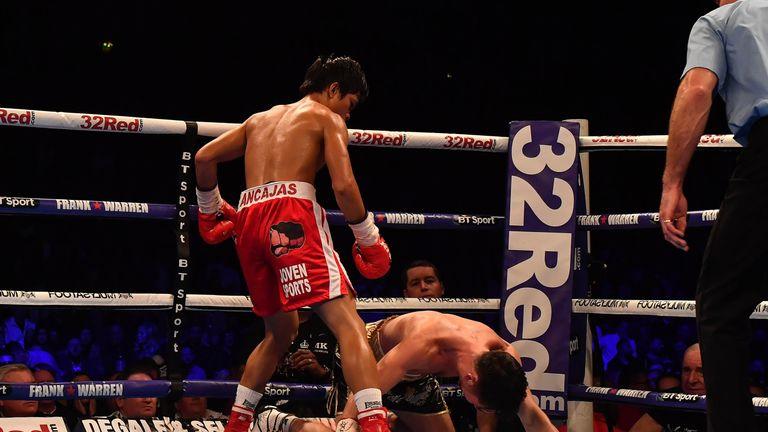 Redzer boxing