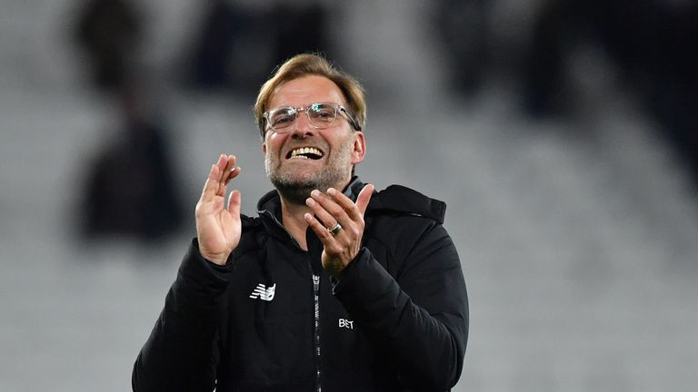 Guardiola believes Jurgen Klopp is recreating the excitement of the 80s at Anfield