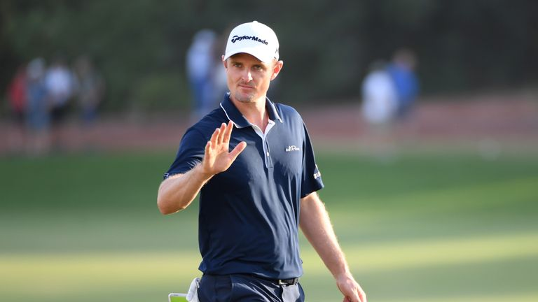 Sensational finish from Lowry in Dubai