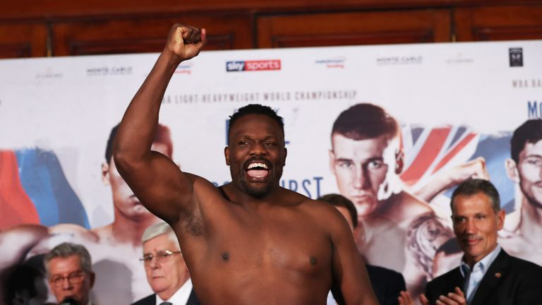 Chisora has battled some of the biggest names in heavyweight division