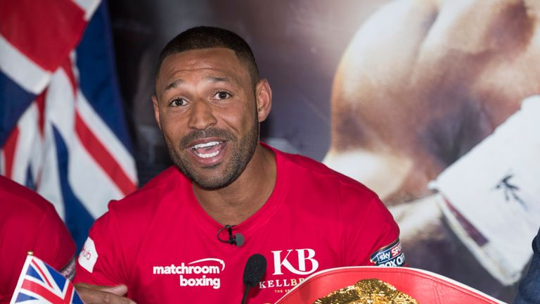 Kell Brook wanted to be the opponent for Miguel Cotto's farewell fight this weekend