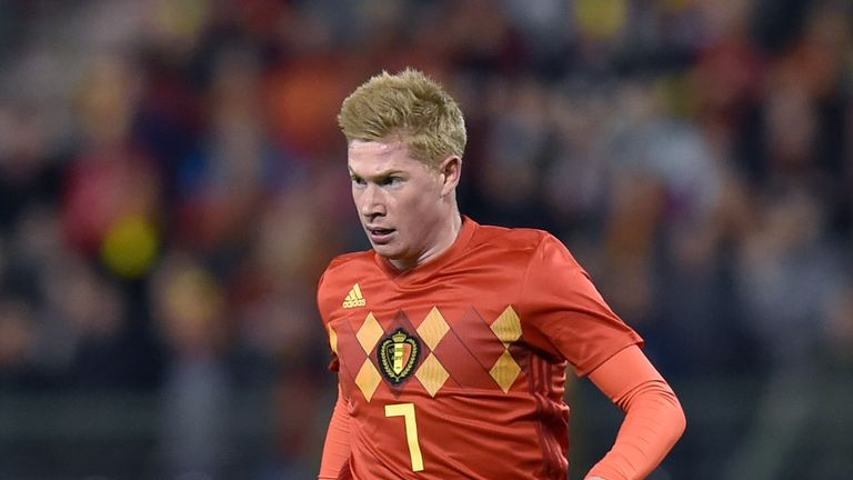 Belgium midfielder Kevin De Bruyne has criticised manager Roberto Di Matteo's tactics