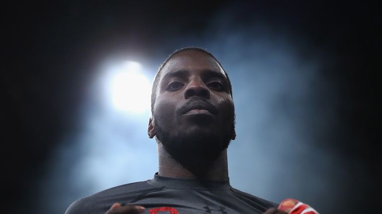 Lawrence Okolie returns to action at York Hall next month