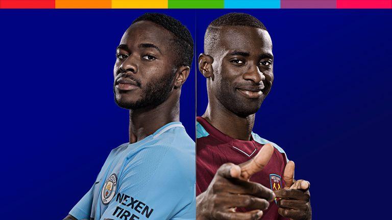 Watch Manchester City v West Ham, live on Sky Sports