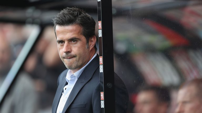 Everton enquired about Marco Silva's availability earlier in the season before appointing Allardyce