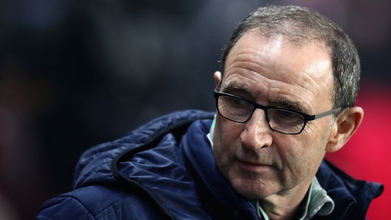 Martin O'Neill challenges Graham Burke to embrace senior call up