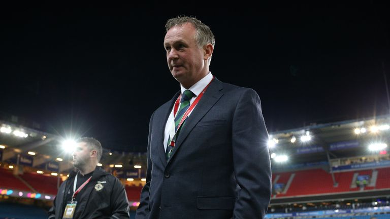 Michael O'Neill recently turned down the chance to manage Scotland