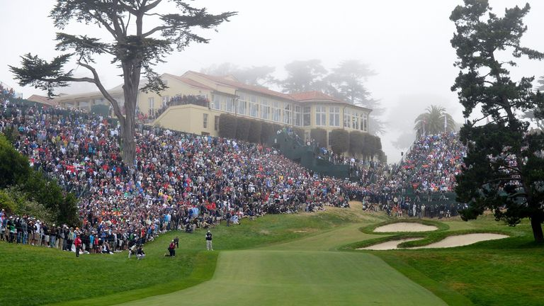 Olympic Club in San Francisco to host 2032 Ryder Cup