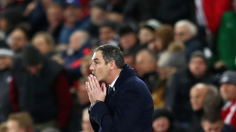 Britton rules himself out of taking Swansea job