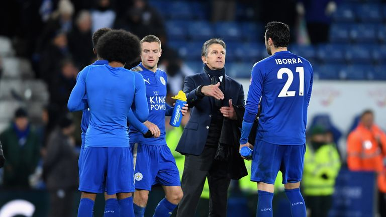 Puel refuses to revel in Leicester rout at Southampton