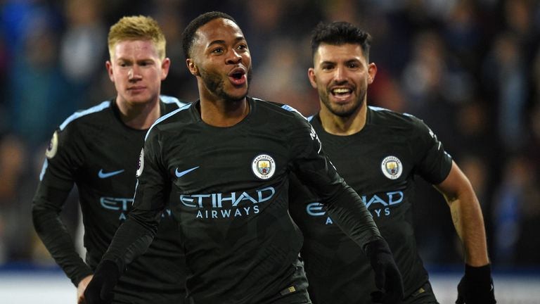 City's high-flying attacking line have been repeatedly punishing teams this season