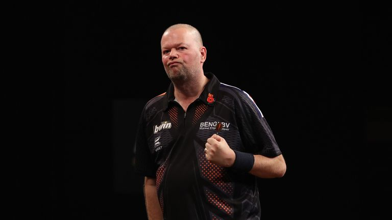 Barney is a former champion and will hope to get a second victory when he faces Gerwyn Price