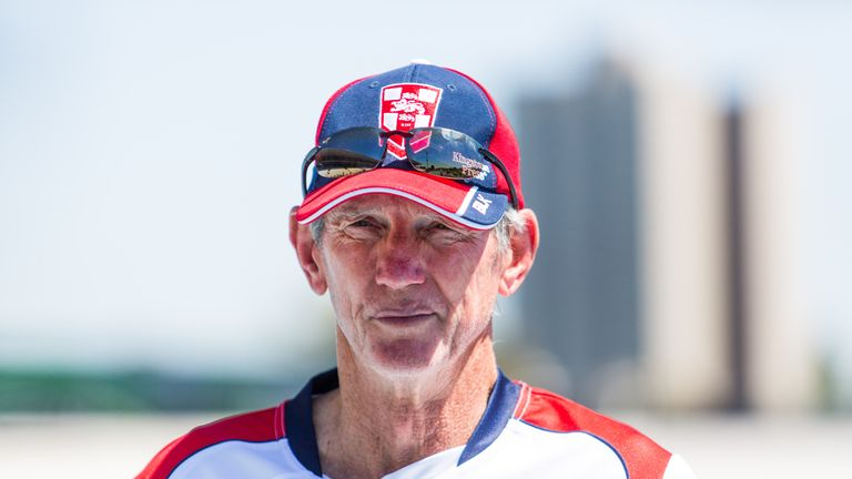 Can Wayne Bennett lead England to World Cup glory?
