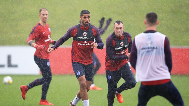 Ruben Loftus-Cheek says he left Chelsea to get first-team football