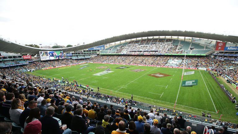 Scotland defeated the Wallabies at Sydney Football Stadium last June
