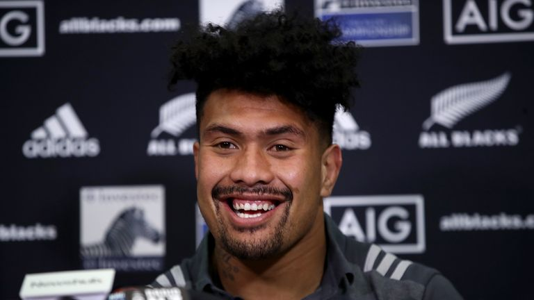 Barbarians' Julian Savea ready for 'strange' encounter with brother Ardie
