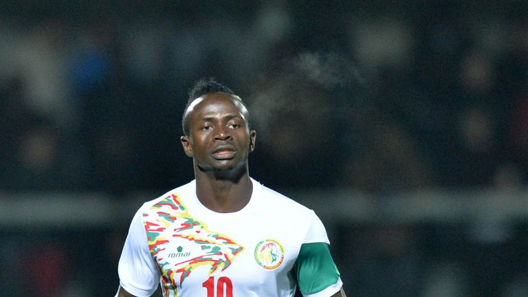 Mane helped Senegal to World Cup qualification with a 2-0 win over South Africa