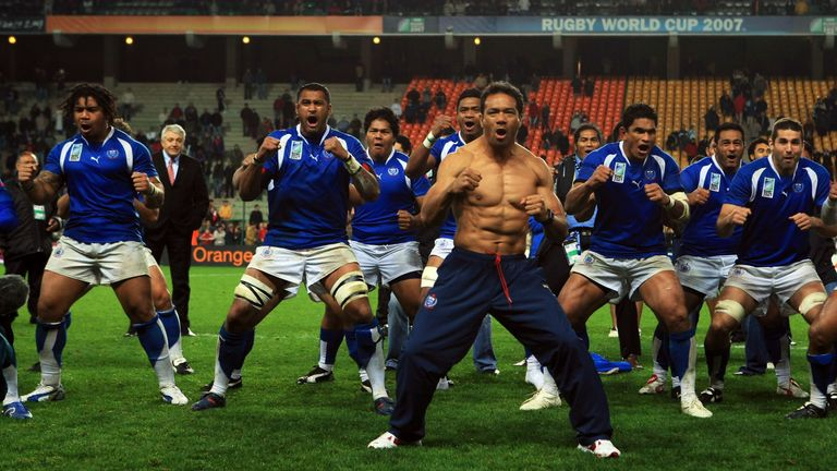 QUIZ: Test your knowledge ahead of England v Samoa | Rugby ...