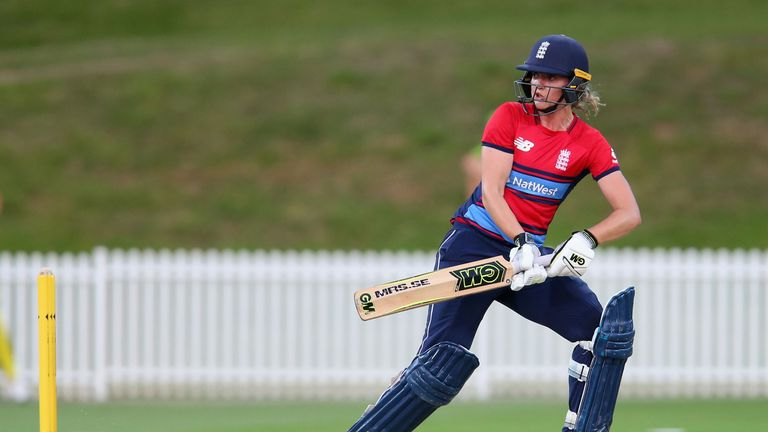 Taylor is rested for England Women's limited-overs tour of India