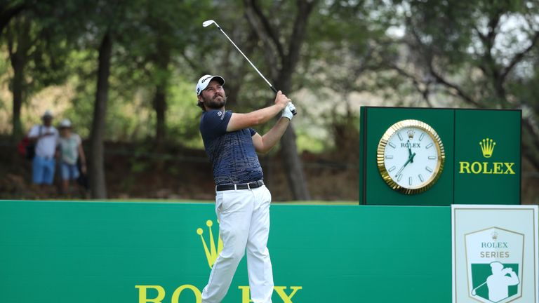 Dubuisson moved in to the top 60 on the Race to Dubai with his finish this week