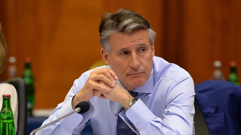Lord Sebastian Coe described the allegations as extremely serious