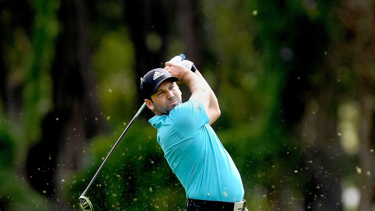 Obscure Aussie pair steal Garcia's limelight at PGA