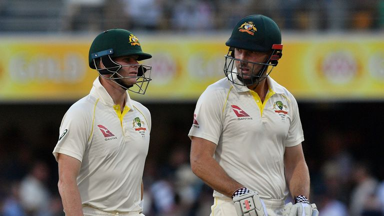 Aussies poised for crushing first-Test victory over England — THE ASHES