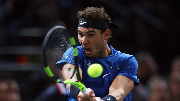 Rafael Nadal's doctor says he could be fit for the year-end ATP World Tour Finals