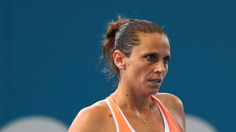 Roberta Vinci has revealed plans to retire after the Rome WTA tournament next May